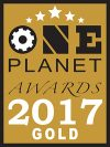 Spireon wins 2017 One Planet Gold Award